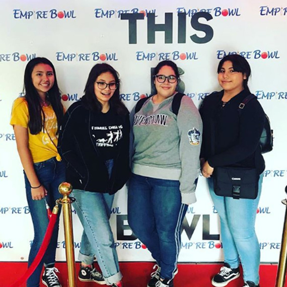 Your Events Team - Empire Bowl